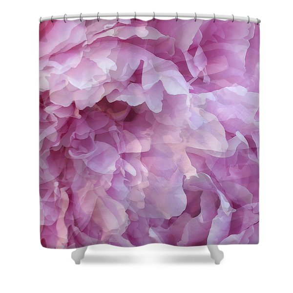 Pinkity Shower Curtain