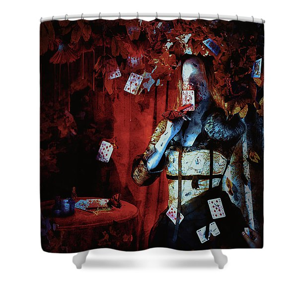 Player Shower Curtain