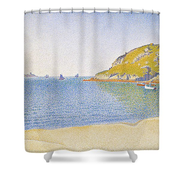 Port Of Saint-cast - Digital Remastered Edition Shower Curtain