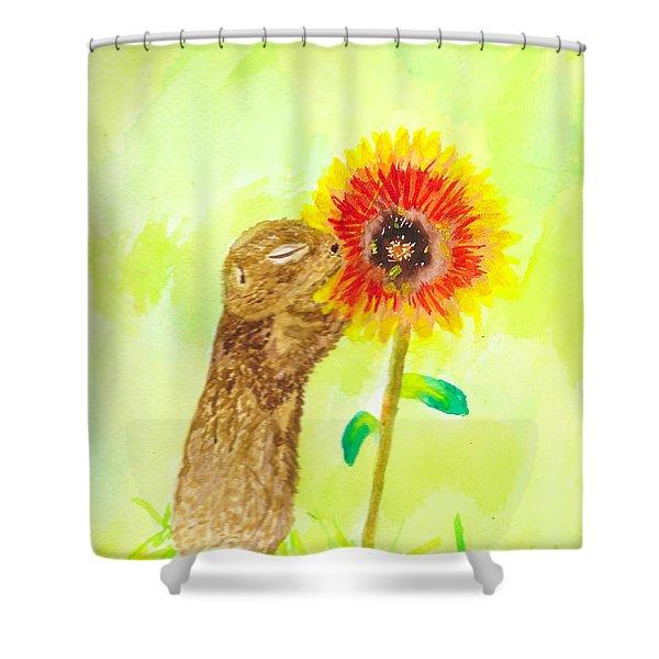 Prairie Dog Shower Curtain