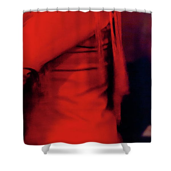 Shower Curtain featuring the photograph Pride by Catherine Sobredo