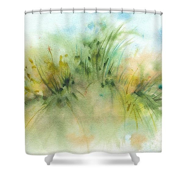Promise Of Sunshine Shower Curtain