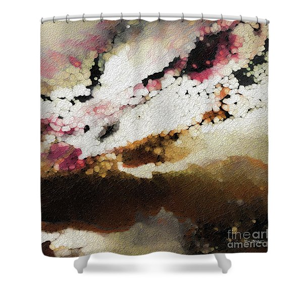 Proverbs 21 21. The Greatest Pursuit Of All Shower Curtain