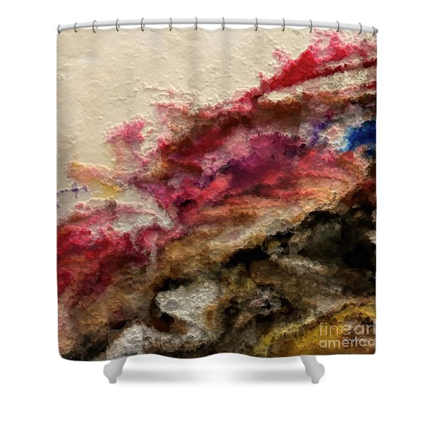 Proverbs 29 25 Lay Aside The Fear Of Man Shower Curtain