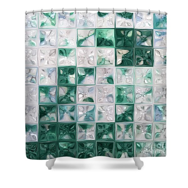 Psalm 18 30. His Way Is Perfect Shower Curtain