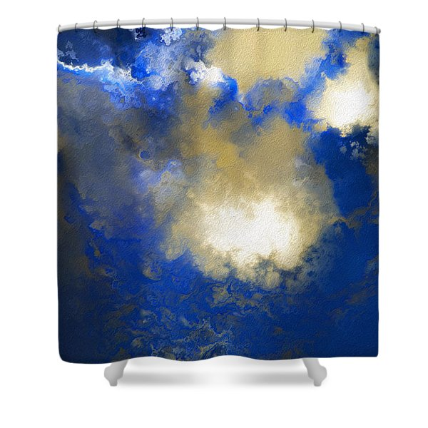 Psalm 23 4. You Comfort Me Shower Curtain