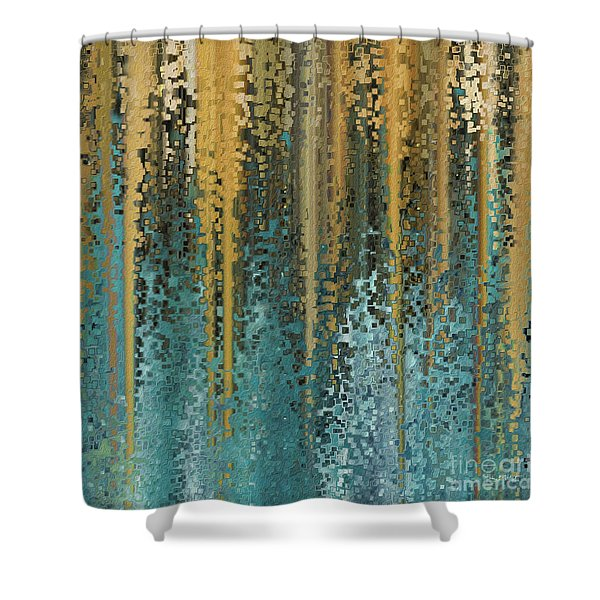Psalm 37 4. My Delight Shower Curtain