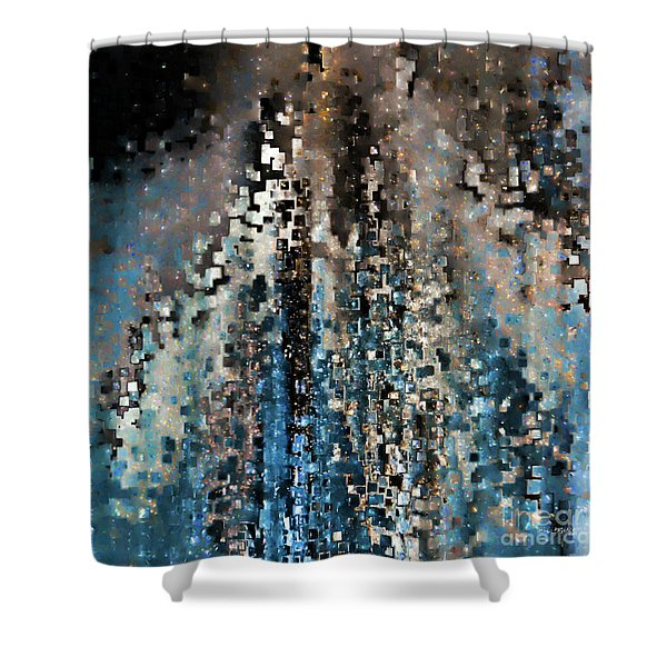 Psalm 46 2. We Will Not Fear Shower Curtain