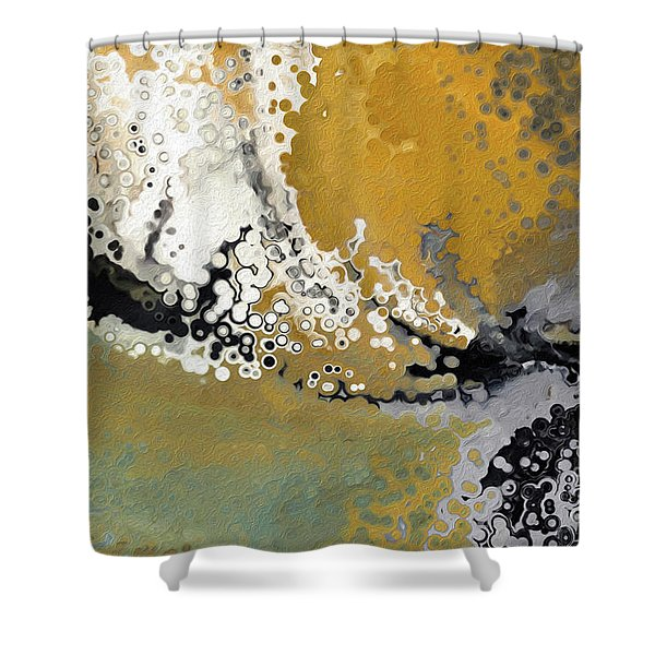 Psalm 51 1-2. A Cry For Mercy Shower Curtain