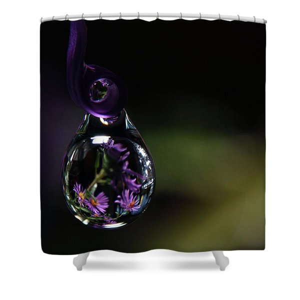 Purple Dreams Shower Curtain