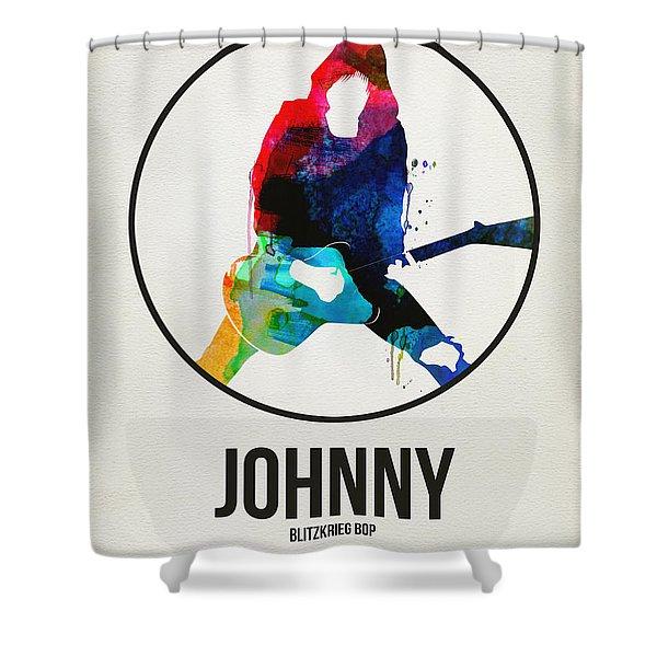 Ramones Shower Curtain