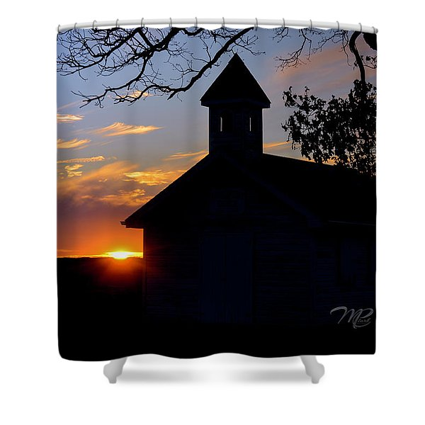Reflections Of God Shower Curtain