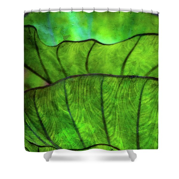 Repetition 5155 Idp_2 Shower Curtain