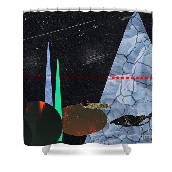 Resistance Shower Curtain