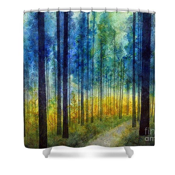 Rhythm And Blues Shower Curtain
