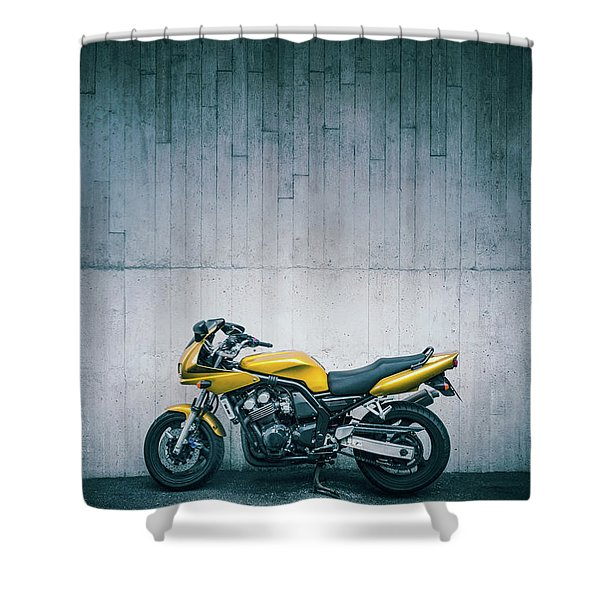 Ride Me Shower Curtain