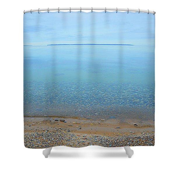 Rockhounder's Paradise Shower Curtain