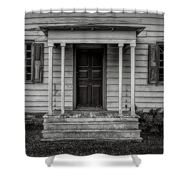 Rockingham Porch Shower Curtain