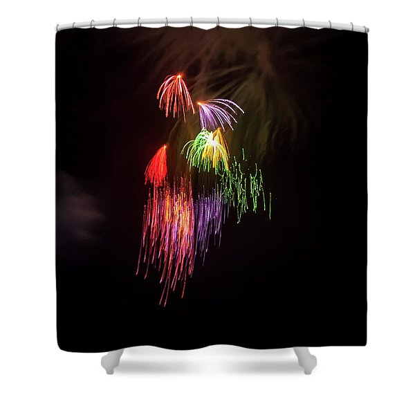Romancing In The Dark Collection Set 05 Shower Curtain