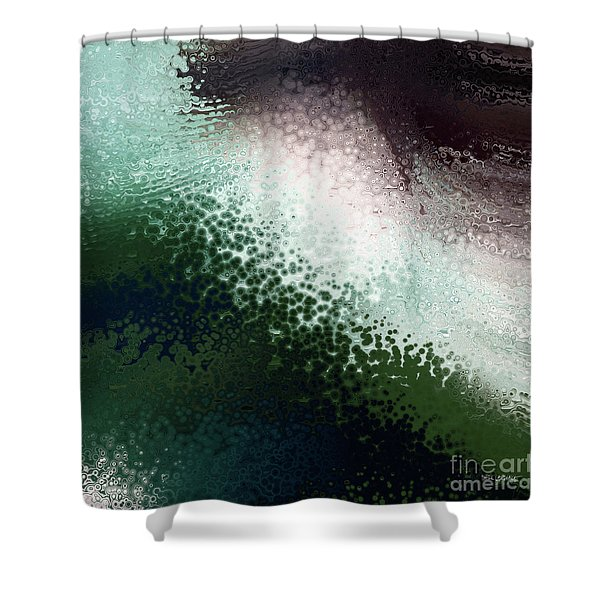 Romans 1 20. Without Excuse Shower Curtain