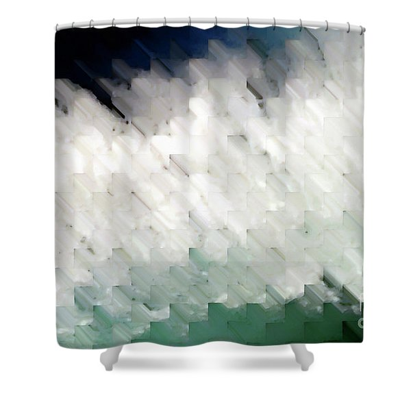 Romans 14 13. Stumbling Block Or A Stepping Stone Shower Curtain