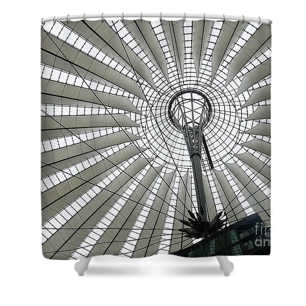 Roof Of Sails Shower Curtain