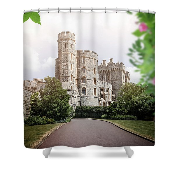 Royal Dreams Shower Curtain