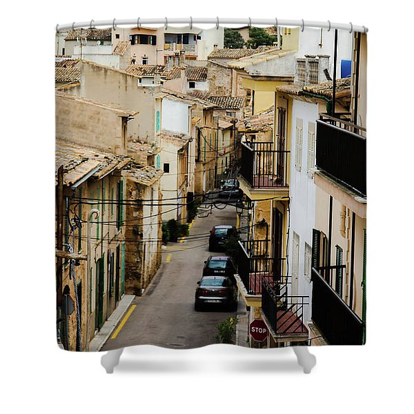 S1 Shower Curtain