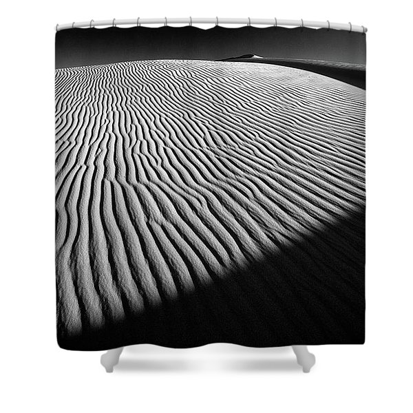 Sahara Dune IIi Shower Curtain
