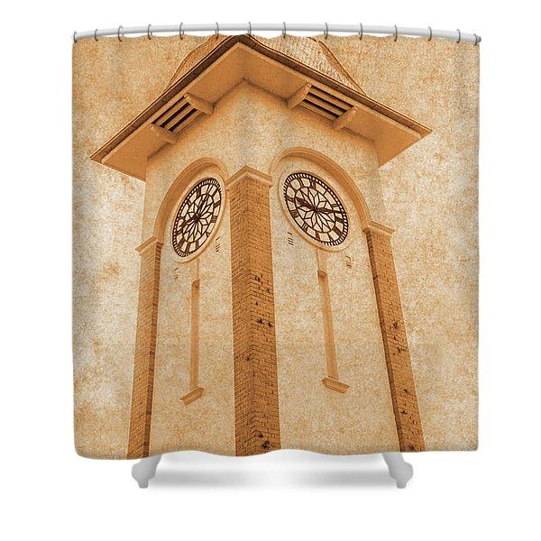 Sandgate Town Hall Shower Curtain