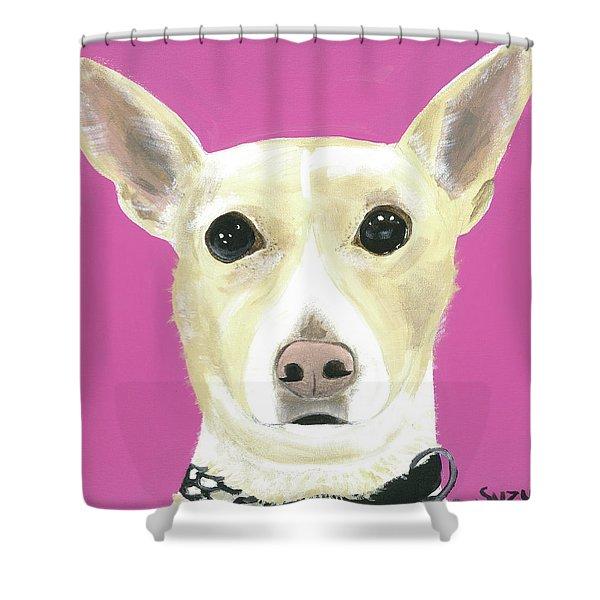 Sandy's Lulu Shower Curtain