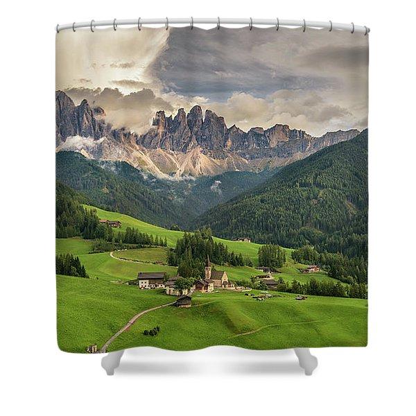 Santa Maddalena Shower Curtain