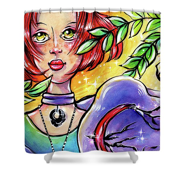 Sarahfina Sun Shower Curtain
