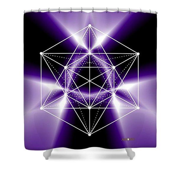 Sb-soul-portrait Shower Curtain