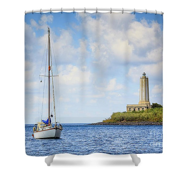 Seascapes 4 Shower Curtain
