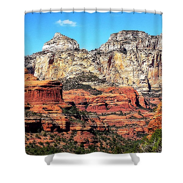 Sedona Vista Shower Curtain