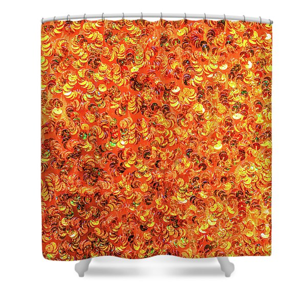 Sequin Dreams 2 Shower Curtain