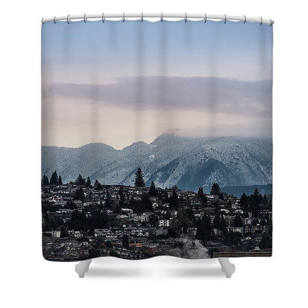 Seymour Winterscape Shower Curtain