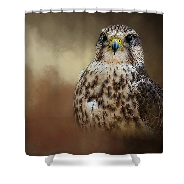 Shadow Hunter Shower Curtain