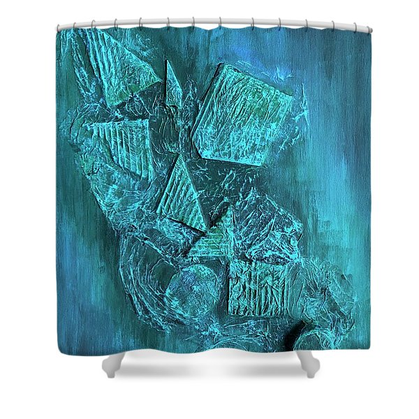 Shapescape Shower Curtain