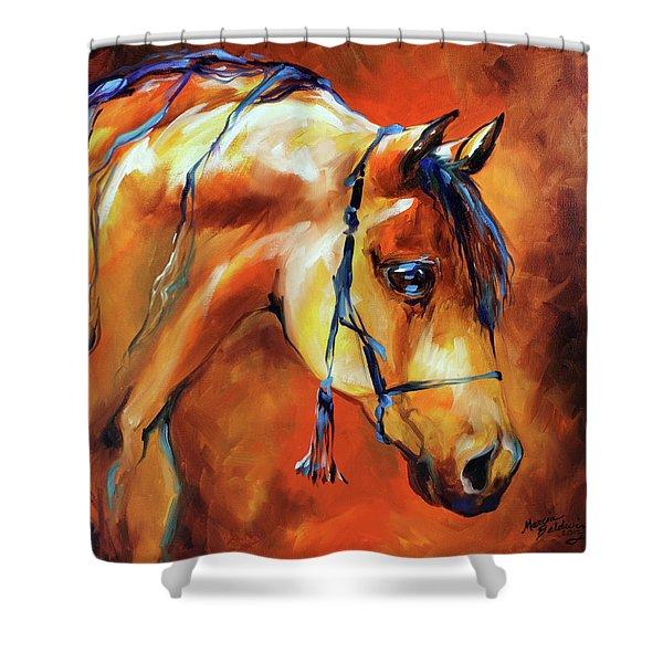 Showtime Arabian Shower Curtain