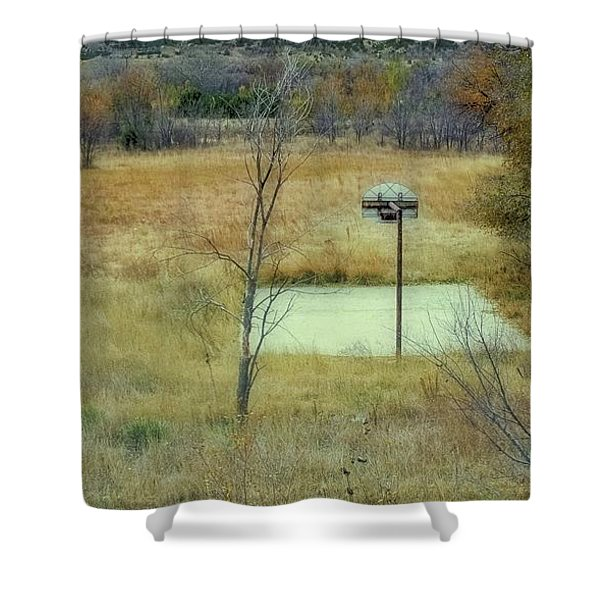 Silent Sounds From Long Ago Shower Curtain