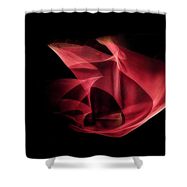 Something In The Sky Shower Curtain