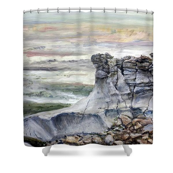 Something New Shower Curtain
