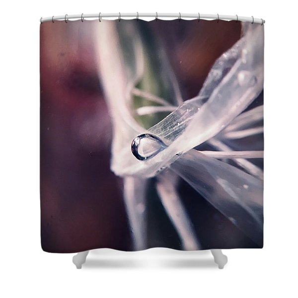 Sometimes The Alien Comes By, We Get Along Shower Curtain