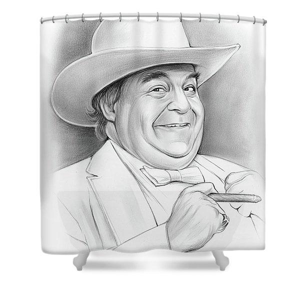 Sorrell Booke Shower Curtain