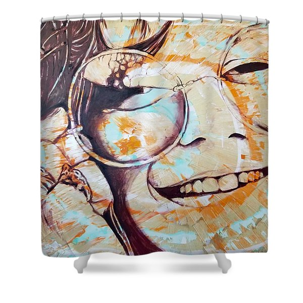 Soul Sister Shower Curtain