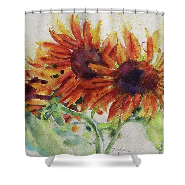 Soulflowers Shower Curtain