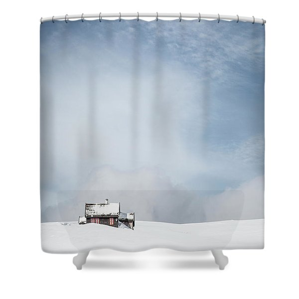 Souls At Zero Shower Curtain
