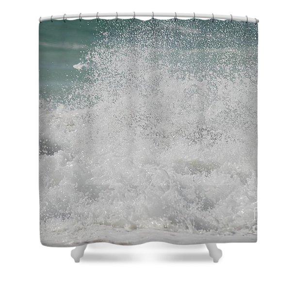 Splash Collection Shower Curtain